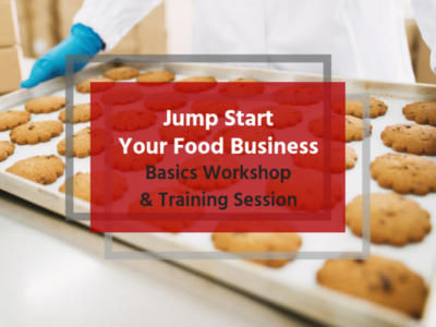 Food Business Basics Workshop & Training Session