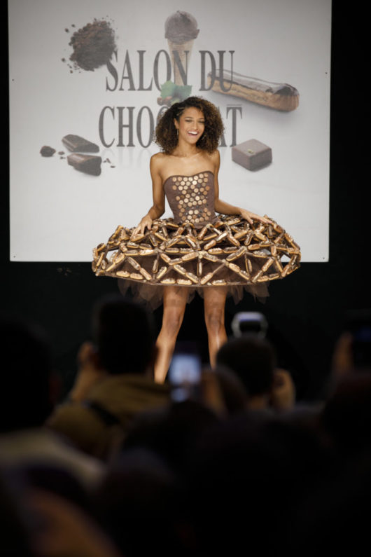 Salon du Chocolat, Deanna Quinones, New York City, Jersey Bites