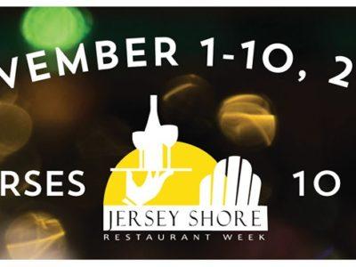 Jersey Shore Restaurant Week Fall 2019