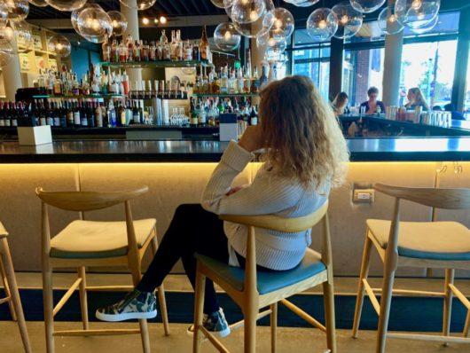 A Lady Walks into a Bar, Gabrielle Garofalo, Jersey Bites, Asbury Park, Monmouth County