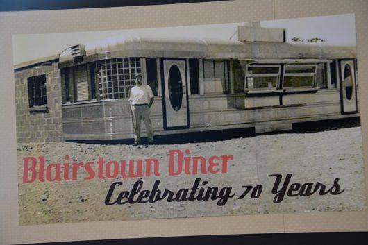 Blairstown Diner, Crossroads Diner, Warren County, Michael Gabriele, Jersey Bites