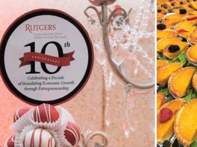 Rutgers CUEED, Entrepreneurship, Alex Criscione, Lauren Munsi, Jersey Bites, Newark, Essex County, UnGala