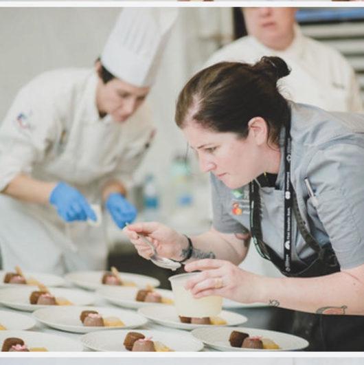 Jess Gaspero, Julia Mullaney, Jersey Bites, Women Chefs in NJ