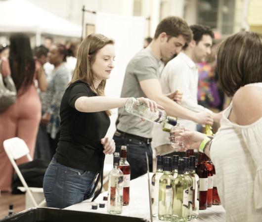 Jersey City Wine Fest, Festivals, Jersey Bites, Sponsored, Evan Berman Productions