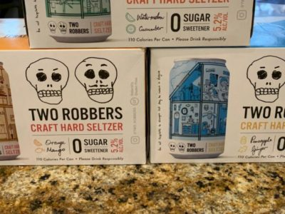 Two Robbers Hard Seltzer, Philadelphia, Veronique Deblois, Jersey Bites