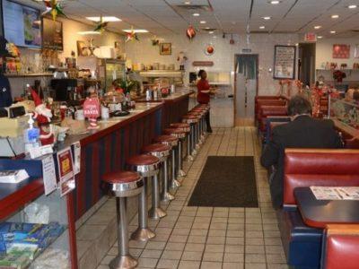 Montclair Diner, Michael Gabriele, Jersey Bites, Essex County, Gus Makris, Eliot Mosby