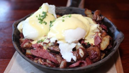 Reinvent holiday leftovers with Corned Beef Hash