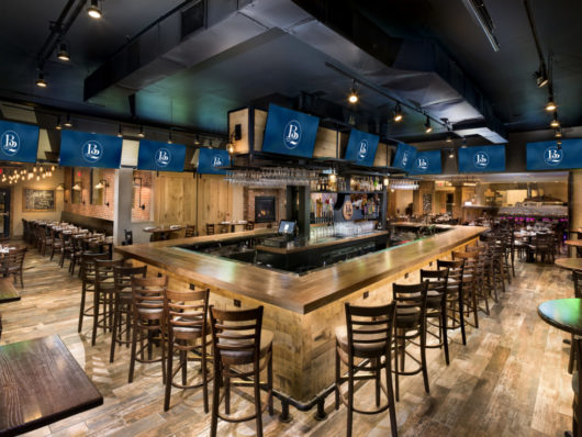 B2 Bistro bar area north brunswick