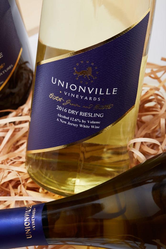 Unionville Vineyards Riesling Wine