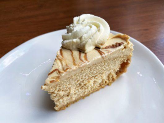 Cheesecake Factory Cheesecake to-go, Jersey Bites, Jon Faronea