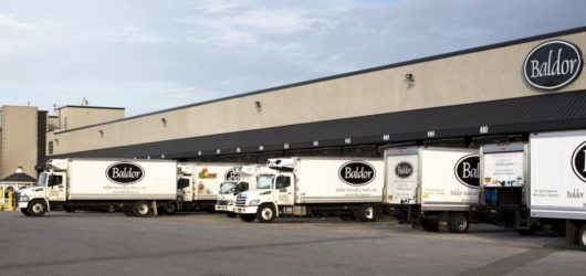 Baldor Specialty Food trucks