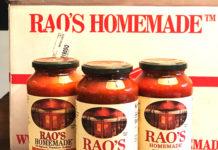 Rao's Homemade Pasta Sauce 3 flavors