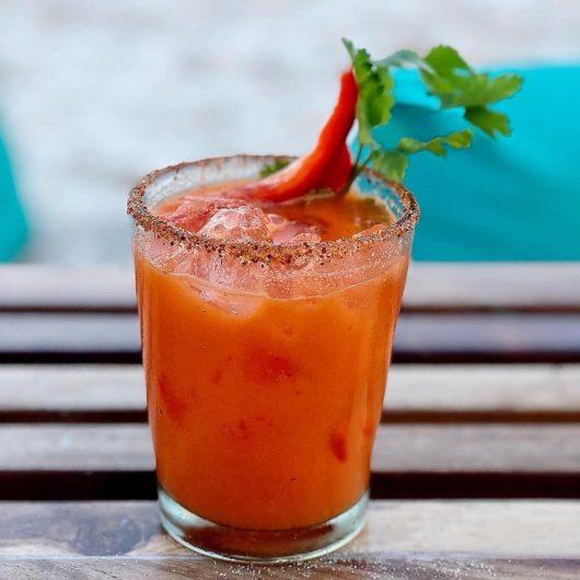 Cocktail at Asbury Kitchen
