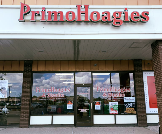 primo hoagies store front