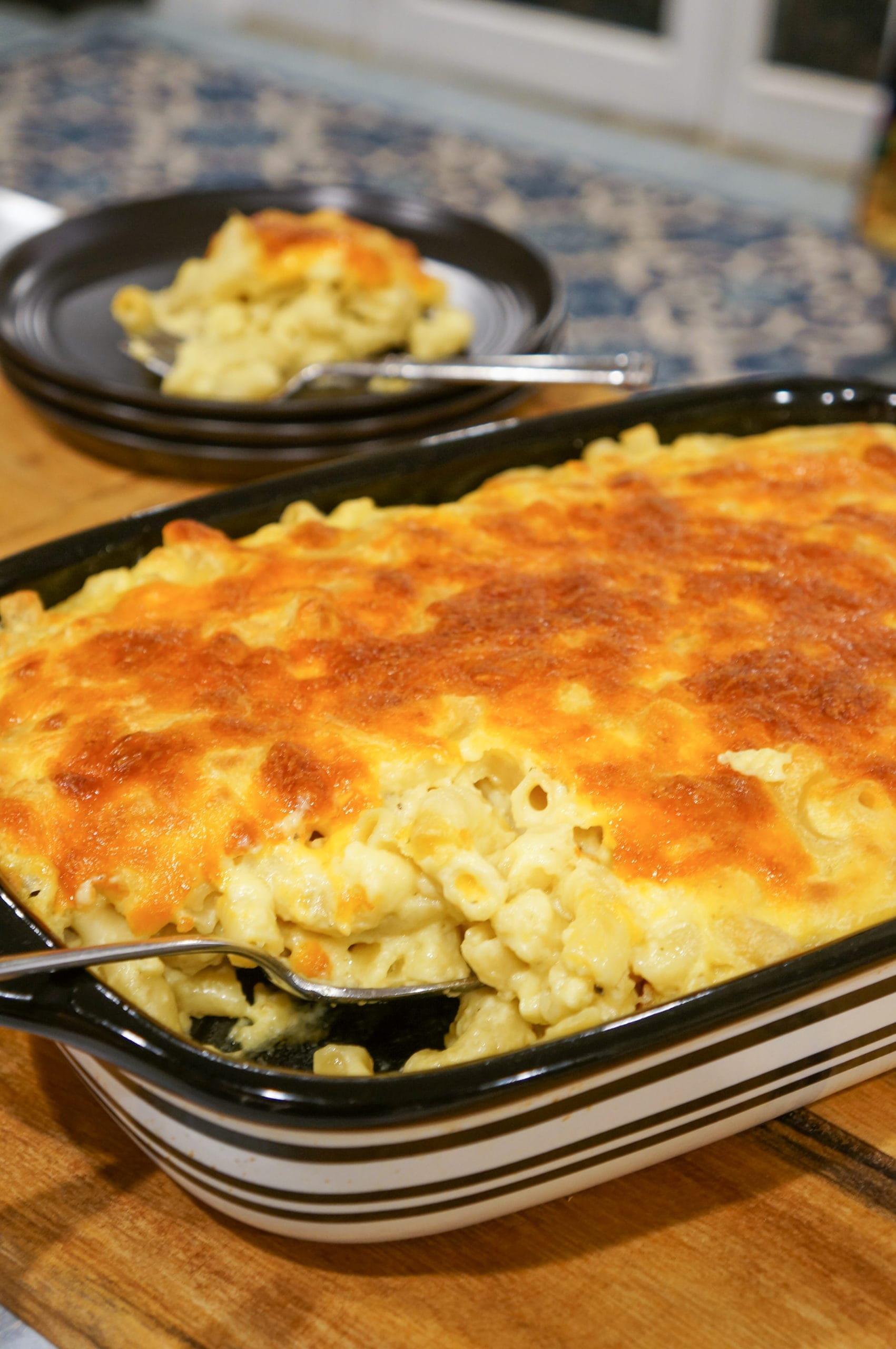 King's Family Mac & Cheese recipe