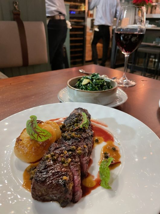 Porter Steak