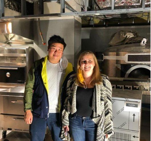 Chris and Tara Porto owners