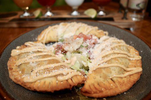 Tio Taco & Tequila Bar, Edison, Gina Glazier, A Hungry Teacher, Jersey Bites, Beef empanadas