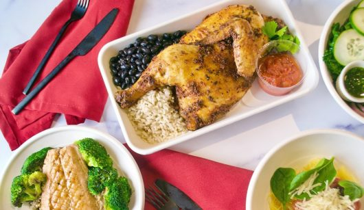 Chicken Dinner and Other Dishes