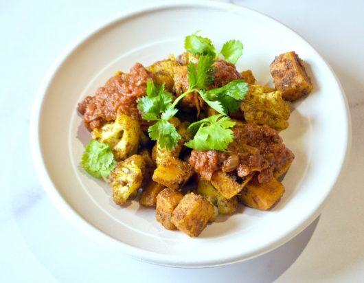 Spiced Cauliflower