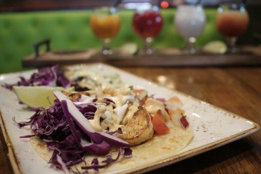 Tio Taco & Tequila Bar, Edison, Gina Glazier, A Hungry Teacher, Jersey Bites, Veggie Tacos
