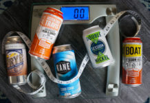 Cans of Low Calorie NJ Craft Beer