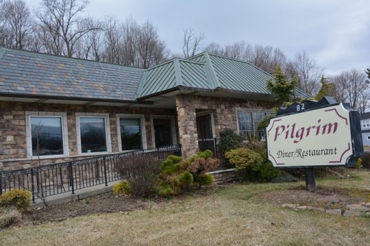 Pilgrim Diner in March 2020 (prior to the start of construction work) (Photo by M. Gabriele)