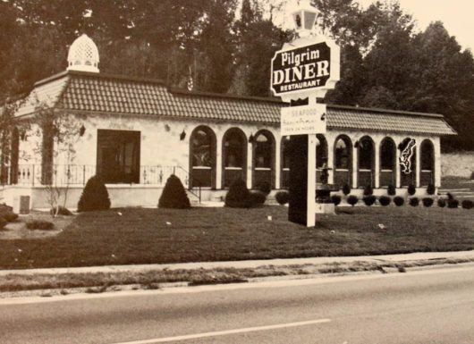 The Pilgrim Diner, circa 1980 (Photo courtesy of Bobby Cole)