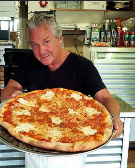 Italian Kitchen/ Pizza Amore in Carlstadt, John Speciale owner.