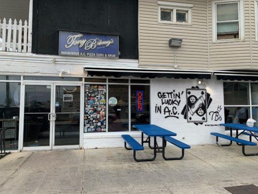 Tony Boloneys storefront