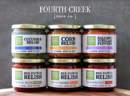 Fourth Creek Relish varieties