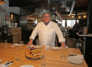 David Burke at Belmar Kitchen
