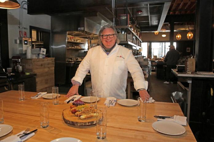 David Burke at Belmar Kitchen