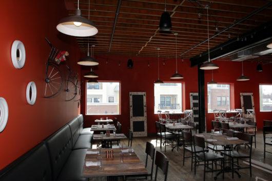 Belmar Kitchen interior