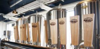 Glenbrook Brewing Taps