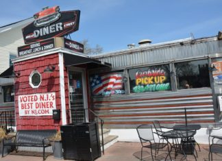 Broad Street Diner in Keyport