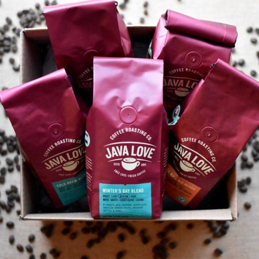 Java Love Coffee Bags