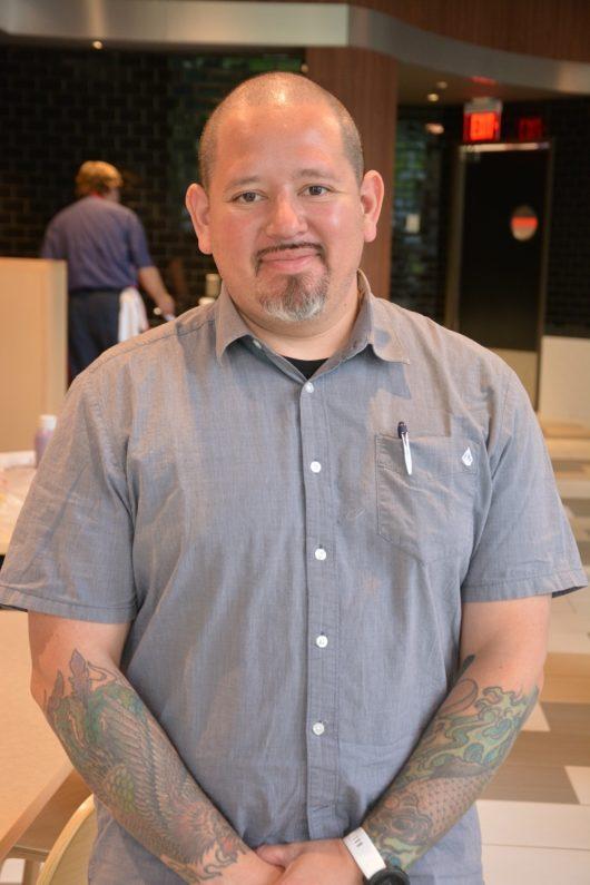 Chef Quirino Silva