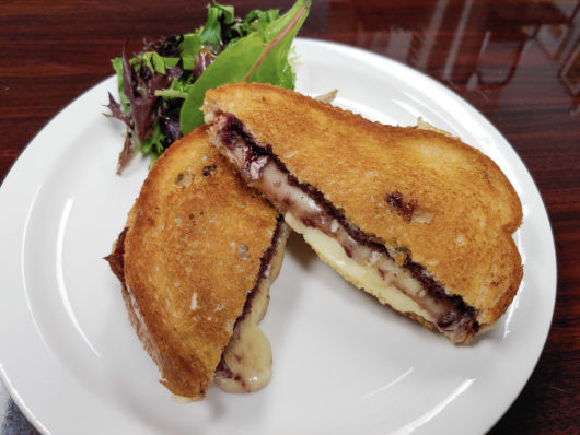 Bogarts grilled cheese