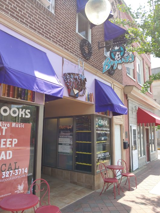 Bogart's storefront