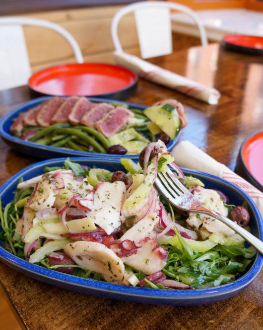 seafood salads