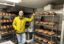 Travis Coatney of Benchmark Breads