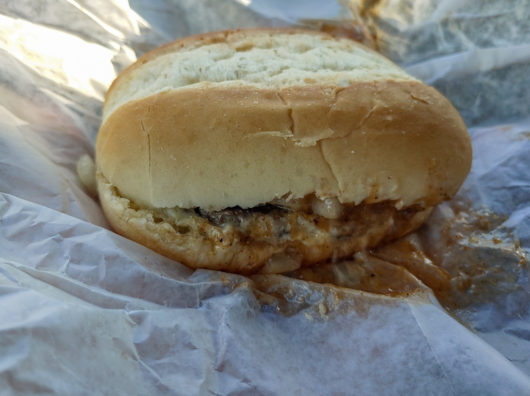 Jim's burger