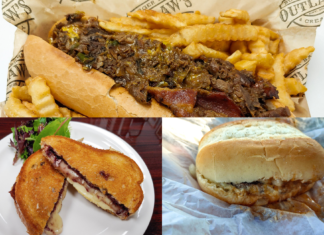 best sandwiches in Cumberland county NJ