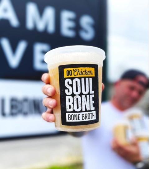 soul bone broth container