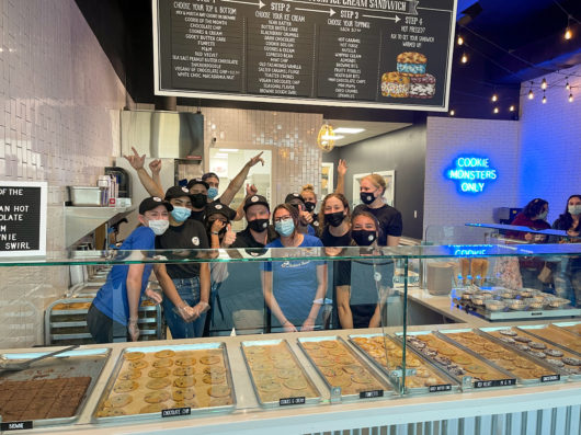 staff photo at The Baked Bear
