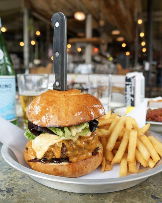 The Bonney Burger