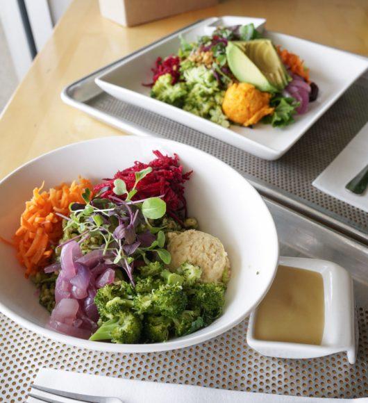 Fresh Kitchen salads