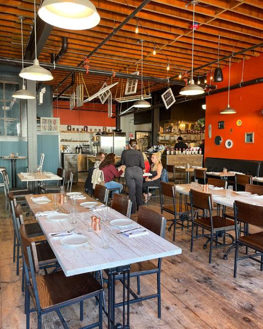 Belmar Kitchen dining room