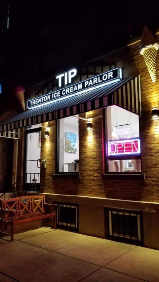 Trenton Ice Cream Parlor